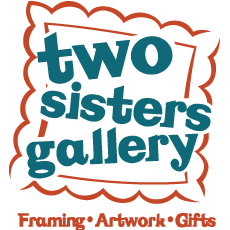 Two Sisters Gallery - Custom Picture Framing