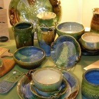 Pottery that is Beautiful and Functional